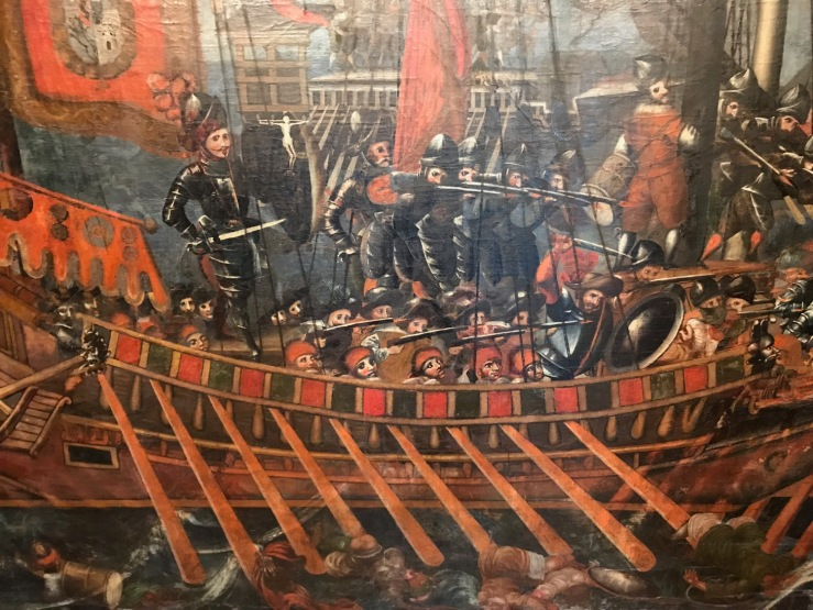 Conquistadores - Couvent de Santa Teresa - Potosi - Bolivie