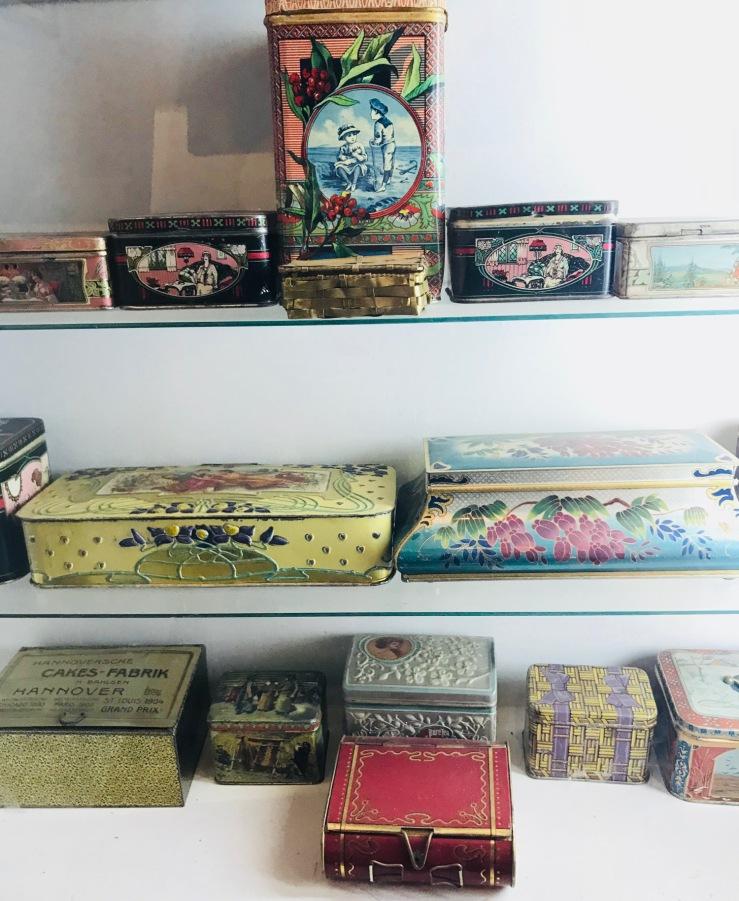 Boites cadeaux - Couvent de Santa Teresa - Potosi - Bolivie