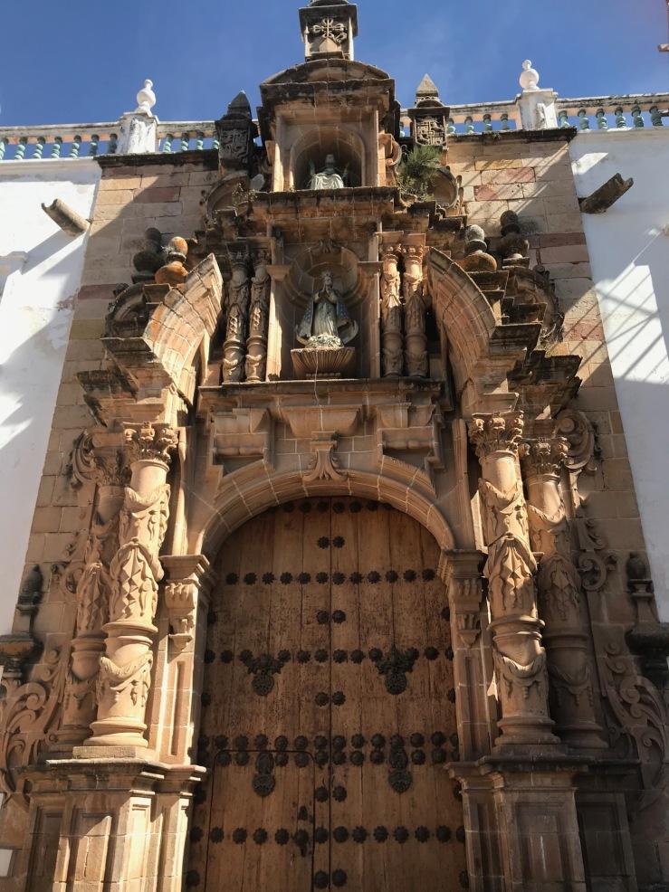Porte monumentale - Sucre - Bolivie