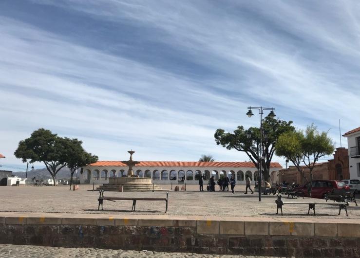 Recoleta - Sucre - Bolivie